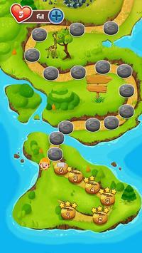 Jewels Match Garden screenshot 1