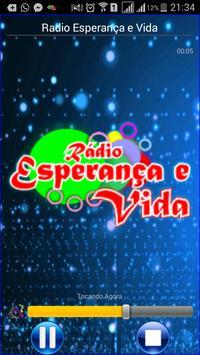 Radio Esperança e Vida 2016 poster