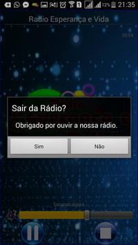 Radio Esperança e Vida 2016 apk screenshot