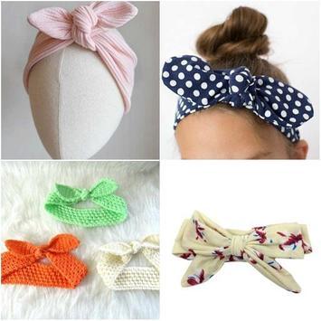 DIY Baby Headband Knot Ideas screenshot 2