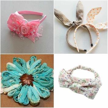 DIY Baby Headband Knot Ideas screenshot 7
