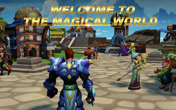 Age of Magic: Immortal Legend poster