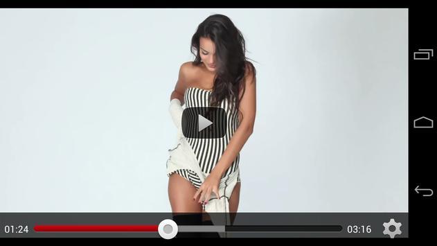 Clay Beautiful Video Player screenshot 4