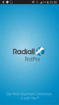 Radiall TestPro App poster