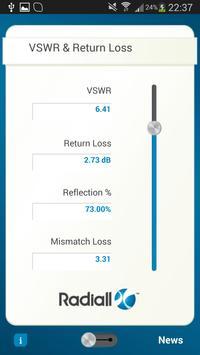 Radiall TestPro App screenshot 2