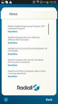 Radiall TestPro App screenshot 3