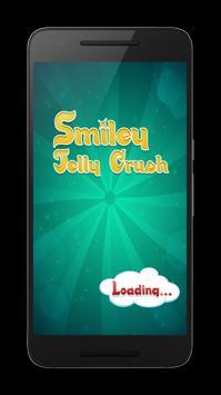 Smiley Jelly Crush screenshot 1