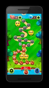 Smiley Jelly Crush screenshot 2