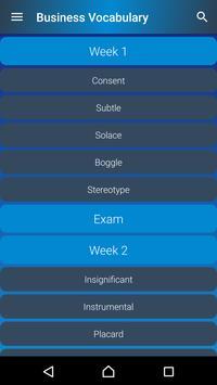 Business Vocabulary screenshot 4