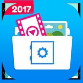 Folder & Photo Locker : Hide Picture & Video Vault icon
