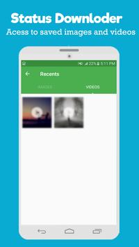 Latest Status Story&Videos Downloader for Whatsapp screenshot 2