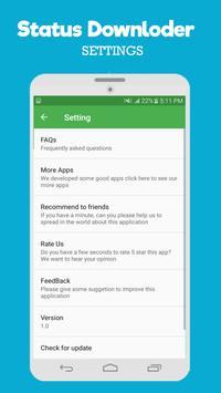 Latest Status Story&Videos Downloader for Whatsapp screenshot 3