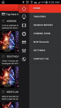 MJR Digital Cinemas screenshot 1