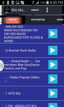 90s Music Radio poster
