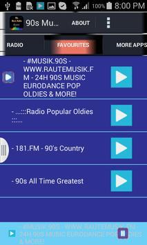 90s Music Radio apk screenshot