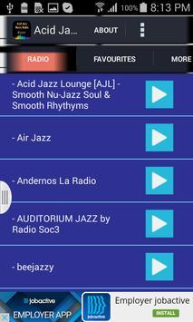 Acid Jazz Music Radio apk screenshot