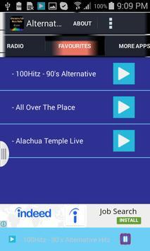 Alternative Folk Music Radio apk screenshot