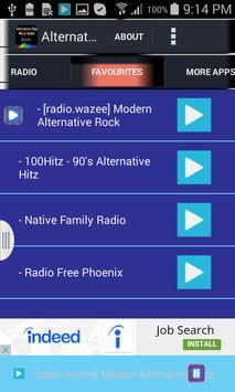 Alternative Rap Music Radio apk screenshot