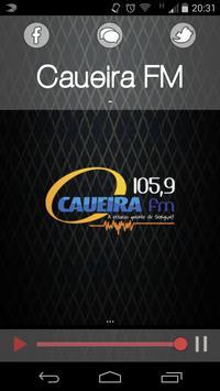 Caueira FM poster