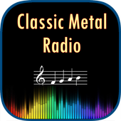 Classic Metal Music Radio icon