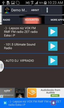 Demo Music Radio screenshot 1