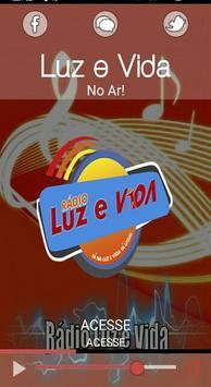 Rádio Luz e Vida - Tá na Luz e Vida Tá Legal! poster