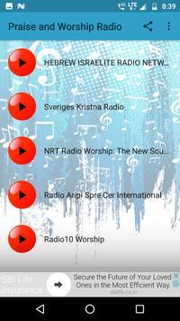 Praise and Worship Radio screenshot 4