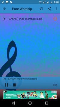 Praise and Worship Radio screenshot 2