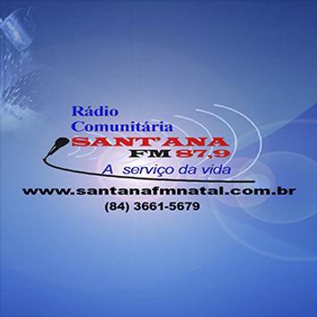 SANTANA FM NATAL screenshot 1