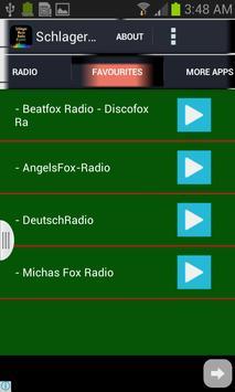 Schlager Music Radio screenshot 1