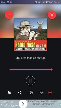 Radio Nasa 102.7 FM poster