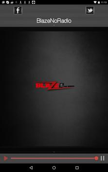 blazenoradio apk screenshot