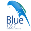 Blue FM 105.7 icon