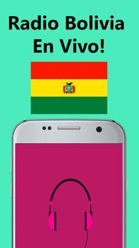 Radio Bolivia FM - Radio Bolivia En Vivo Gratis poster