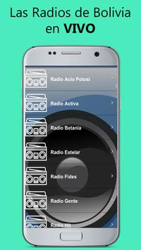 Radio Bolivia FM - Radio Bolivia En Vivo Gratis apk screenshot