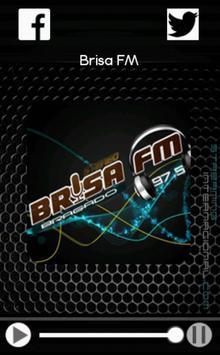 Brisa FM poster