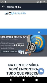 Rádio Center Mídia apk screenshot