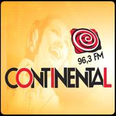 continental96fm icon