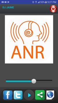 ANR RADIO poster