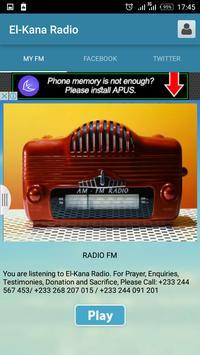 El-Kana Radio poster
