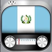 Icona Radios Guatemala en Vivo FM AM - Emisoras de Radio