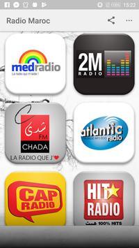 راديو المغرب بدون انترنت - Radio Maroc poster