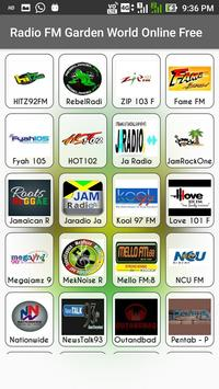 Radio FM Garden World Online apk screenshot