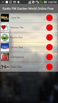 Radio FM Garden World Online screenshot 7