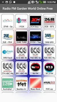 Radio FM Garden World Online screenshot 1
