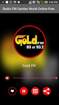 Radio FM Garden World Online apk screenshot