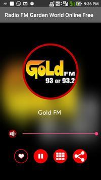 Radio FM Garden World Online screenshot 2