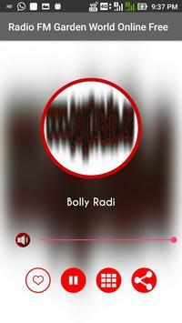 Radio FM Garden World Online screenshot 3