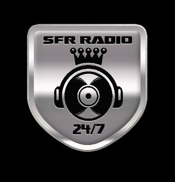 SFR RADIO poster