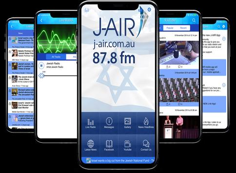 J-AIR Radio screenshot 3